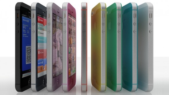iPhone 5 Colores