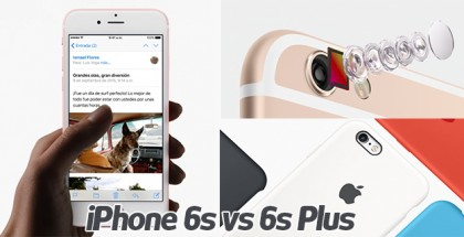 iphone 6s vs 6splus