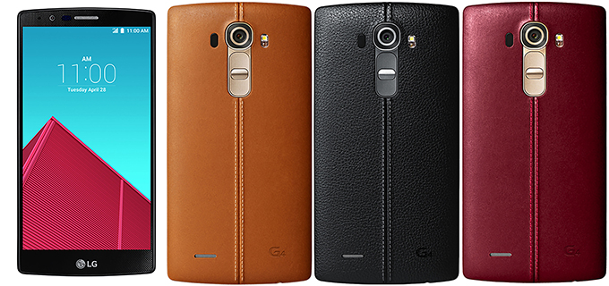 lg g4 colores